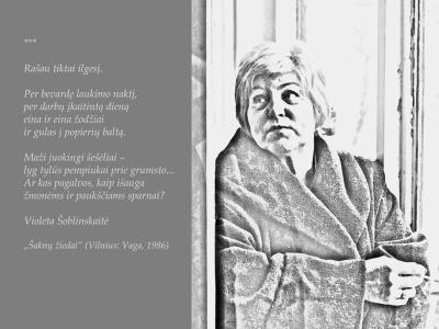 Šoblinskaitė Violeta