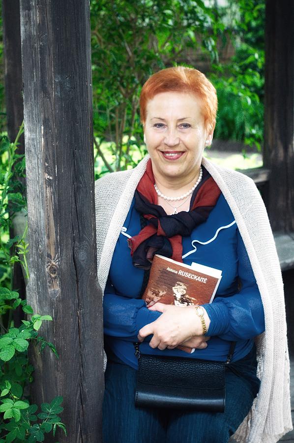 Aldona Ruseckaitė. Poezija