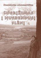 """Stanislovas Abromavičius """"Sugrįžimas į nuskendusį slėnį"""" (Kaunas: Naujasis lankas, 2014)"""