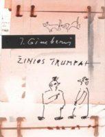 """Jurgis Gimberis """"Žinios trumpai"""" (Kaunas: VšĮ """"Kauko laiptai"""", 2013)"""