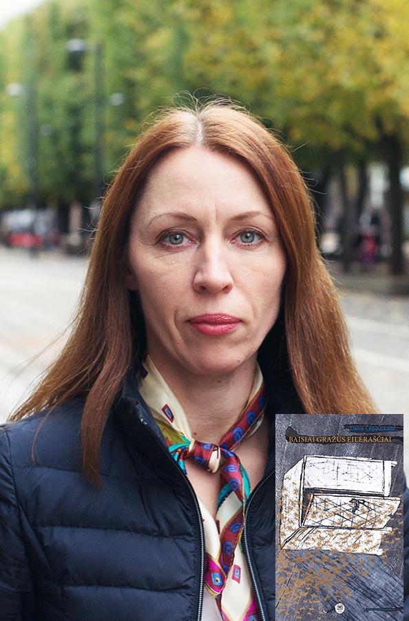 Jotvingių premija – rašytojai Daivai Čepauskaitei