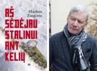 Liudo Dovydėno premija – rašytojui Markui Zingeriui