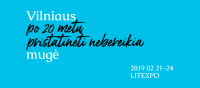 Kauno rašytojai Vilniaus knygų mugėje