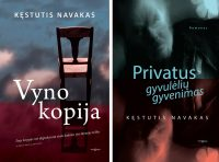 """Gediminas Jankus. """"Kęstučio Navako fantazariumas: realybės sapnų pasaulis"""" (recenzija)"""