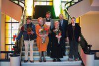 Pasaulio kultūros dieną Kaunas pagerbė savo kūrėjus