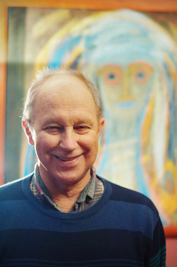 Rašytojui Liudui Gustainiui – 75