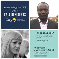 Tautvyda Marcinkevičiūtė išvyksta į prestižinę rašytojų rezidenciją JAV