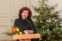 Erikai Drungytei įteikta LR Kultūros ministerijos premija už publicistinius kūrinius