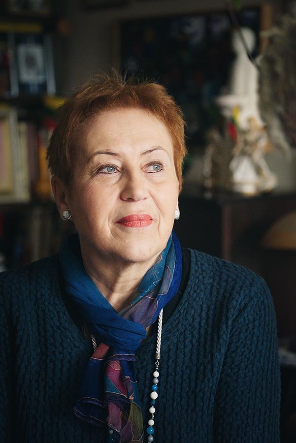 "Aldona Ruseckaitė. ""Štabkvartyra"""