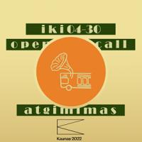 Atviras iniciatyvos PUOTA kvietimas: audiokultūra // Atgimimas