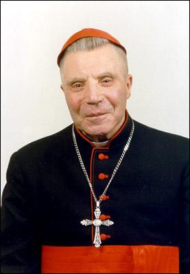 Eglė Perednytė. Kardinolui Vincentui Sladkevičiui