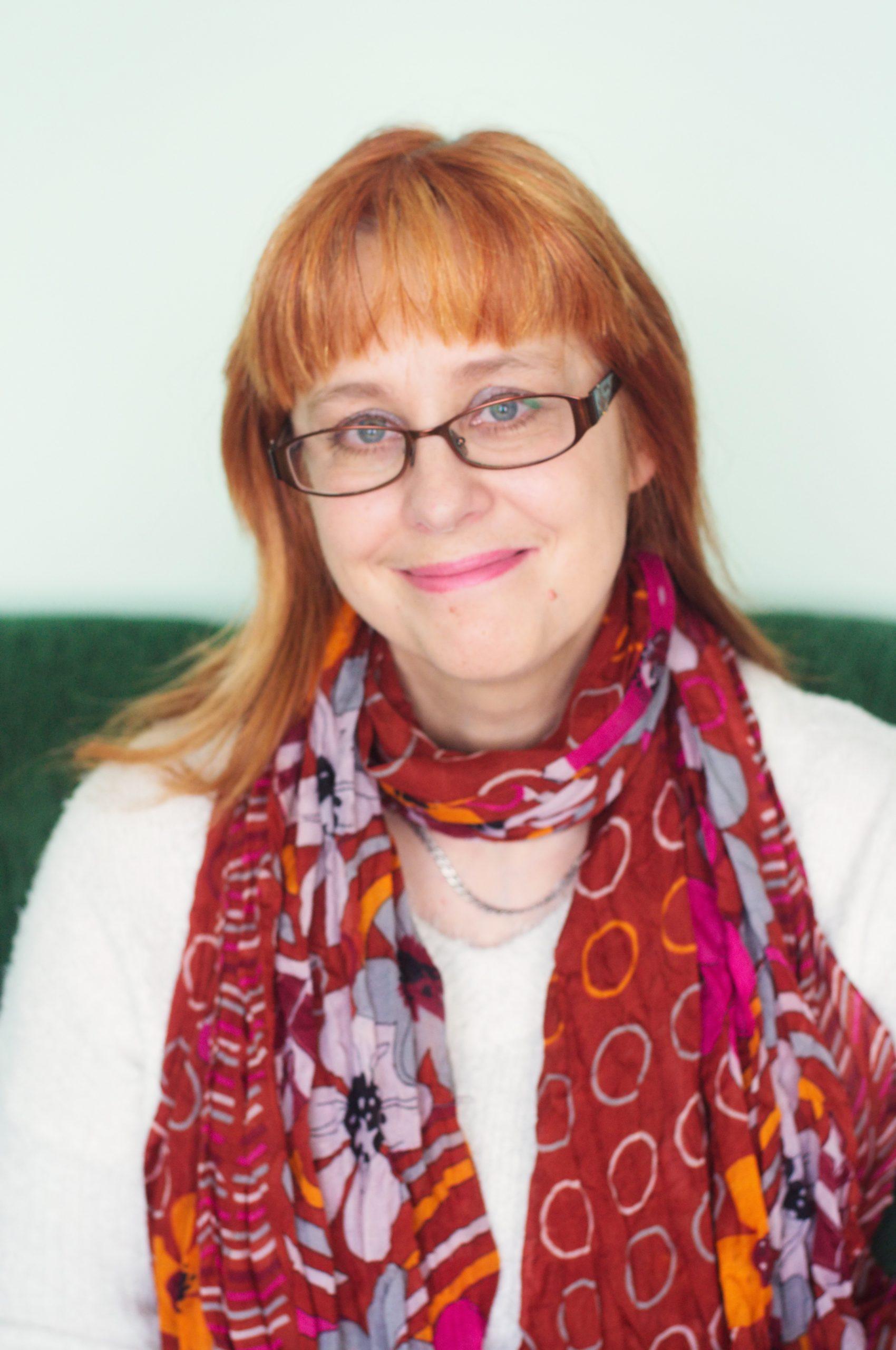 Rašytoja Lina Navickaitė. Literatūroje – pats tikrovės koncentratas
