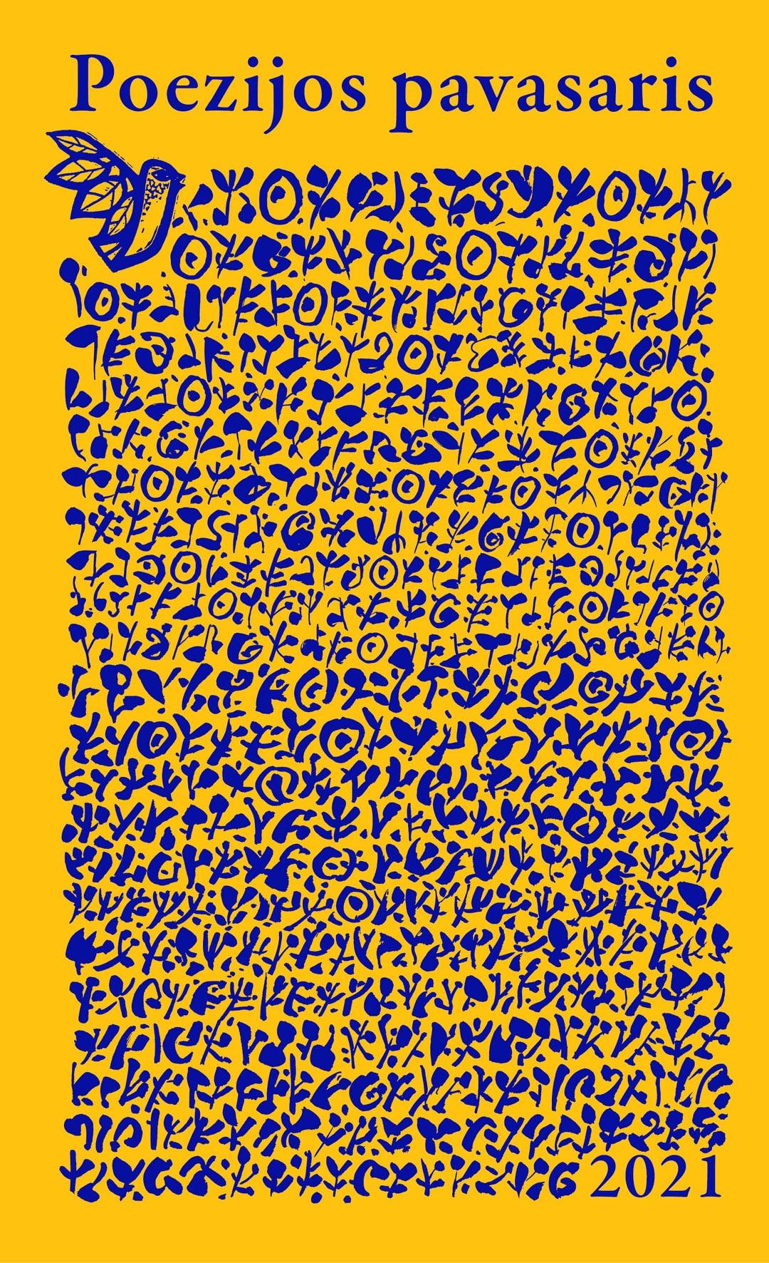"""""""Poezijos pavasario"""" almanache – beveik 100 poetų eilės"""