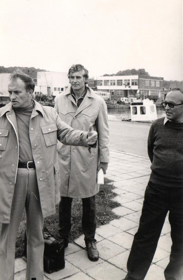 A. Dabulskis, R. Keturakis ir L. Gudaitis