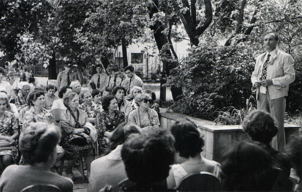 Aleksas Dabulskis, Poezijos pavasaris-1982