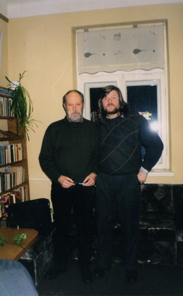 L. Gustainis ir E. Janušaitis