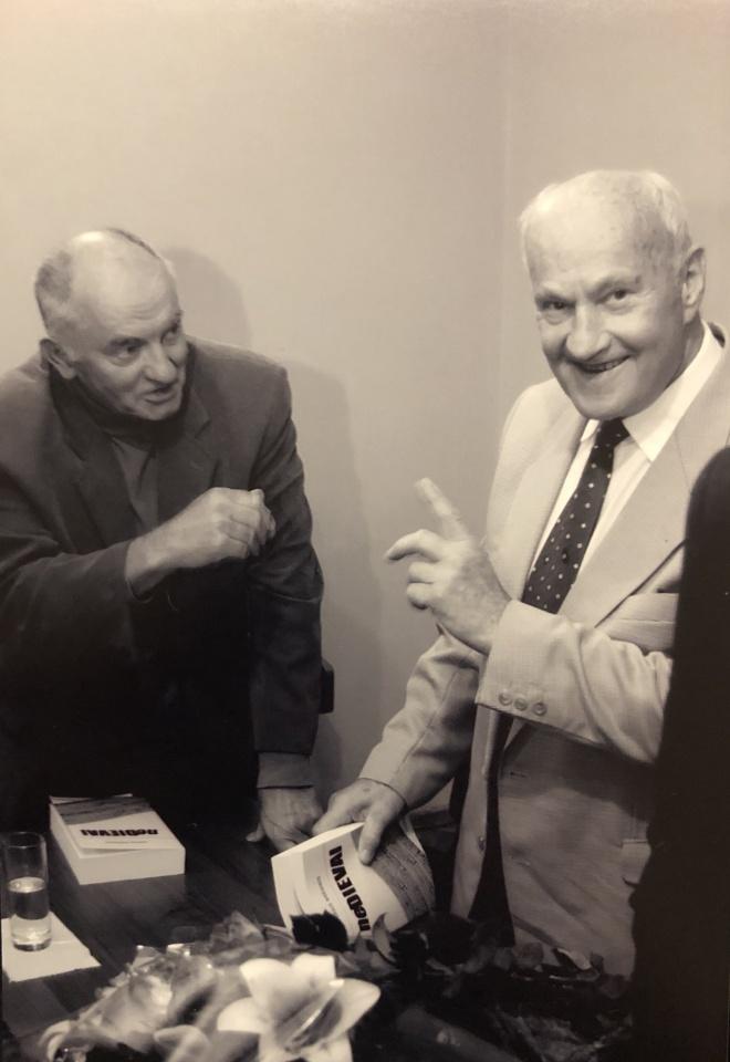 A. Dabulskis ir J. Brėdikis