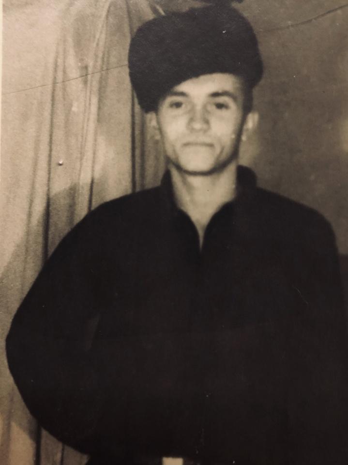 Aleksas Dabulskis Omsko lageryje
