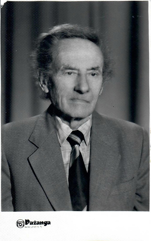 Poetui Kaziui Zupkai-Kecioriui – 80!