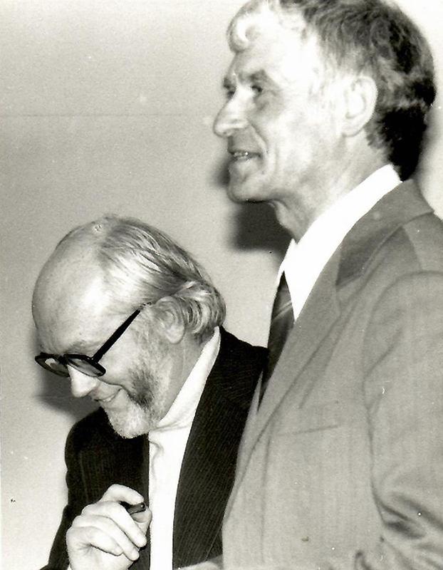 P. Palilionis ir R. Keturakis