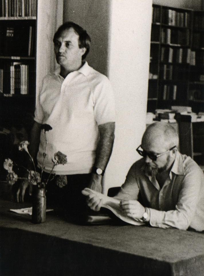 A. Dabulskis ir P. Palilionis