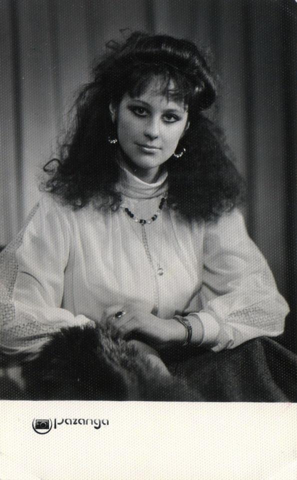 Lina Navickaitė, 1990 m.