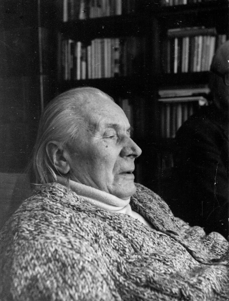 Dramaturgas Juozas Grušas