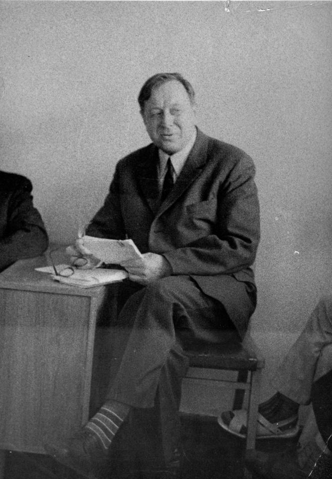 Tekstologas, vertėjas Aleksandras Žirgulys