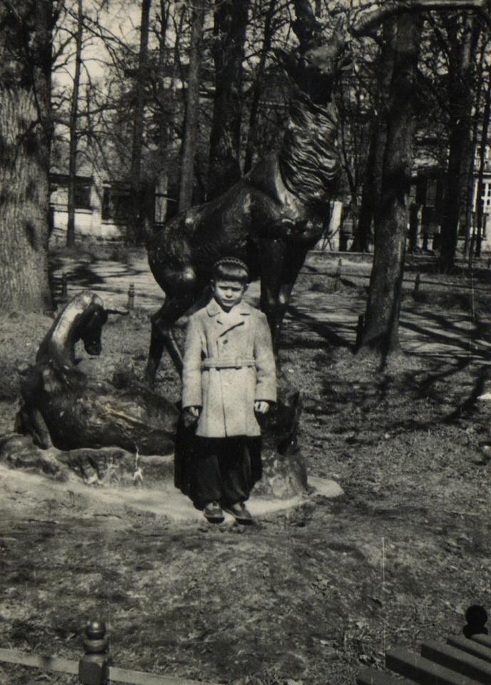 Rašytojas Edmundas Janušaitis