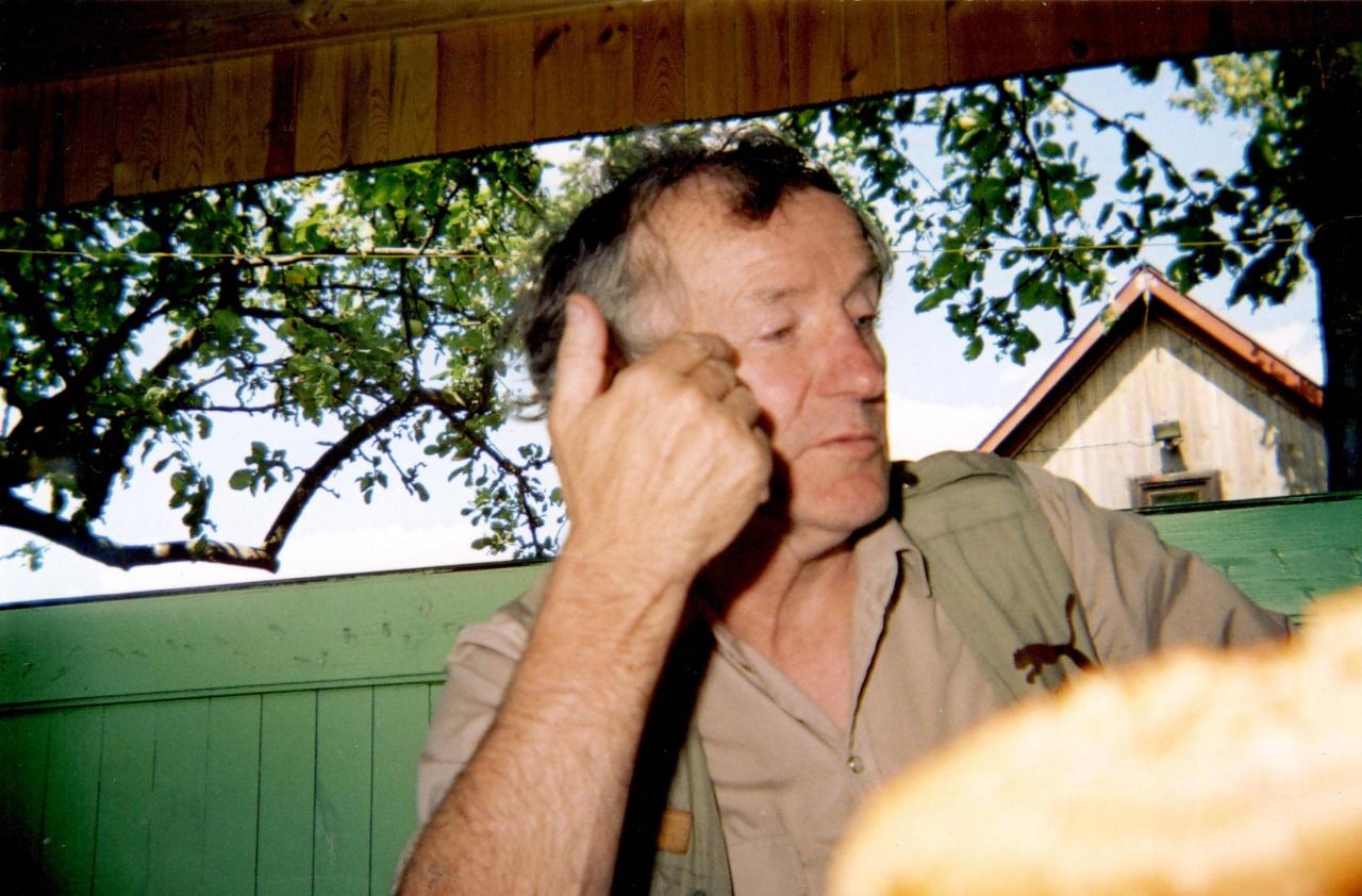 Fotomenininkas A. Macijauskas