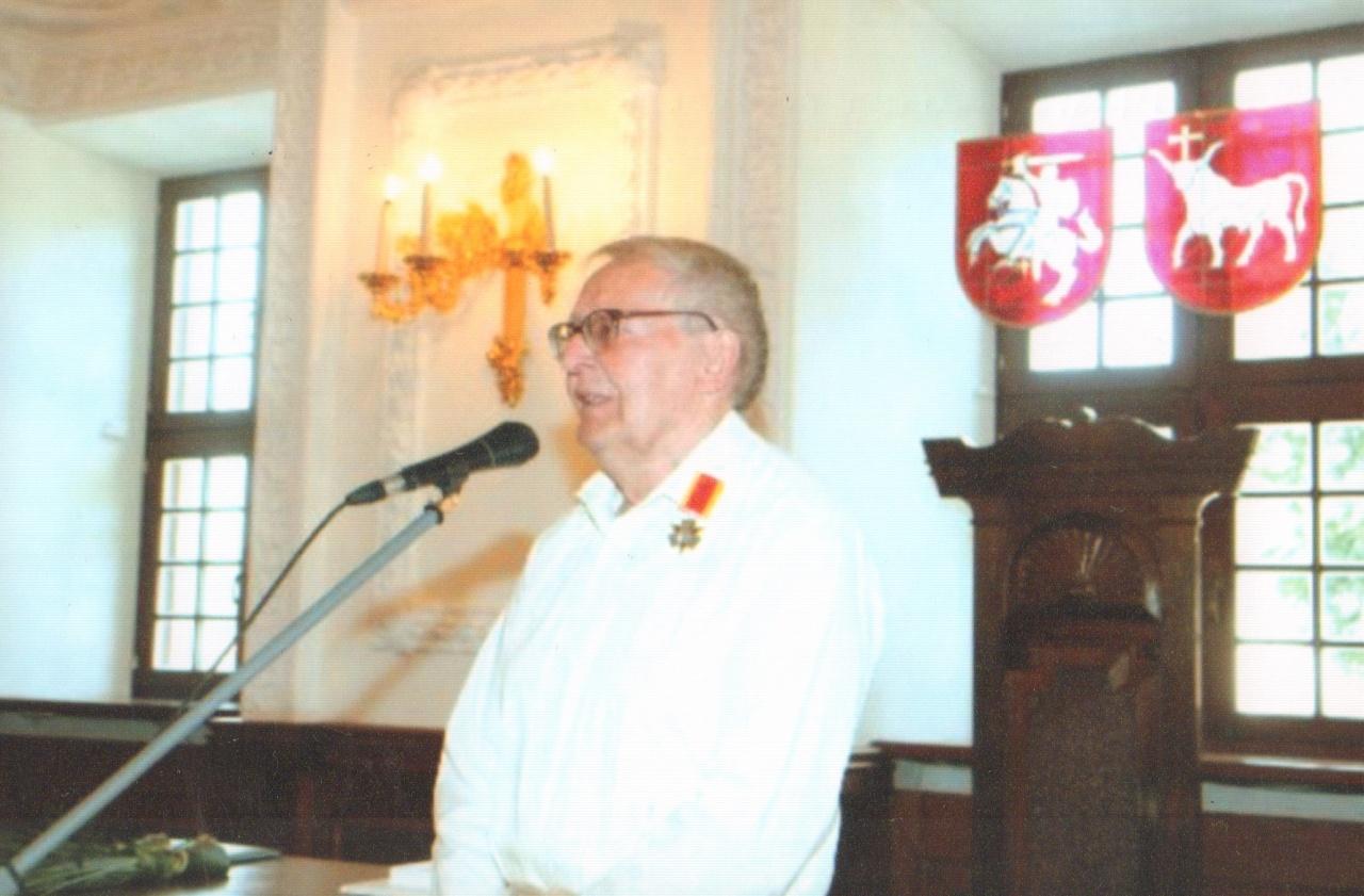 Prozininkas Petras Venclovas
