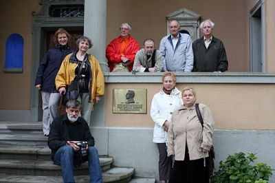 Kauno rašytojai Šveicarijoje