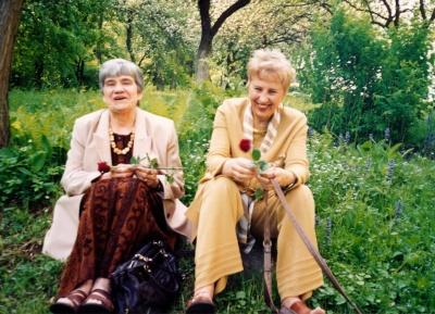 A. E. Puišytė ir A. Ruseckaitė