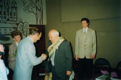 Leonas Zaleckis – Žemaitės premijos laureatas