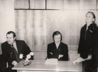 S. Abromavičius, V. Kukulas ir R. Geicen