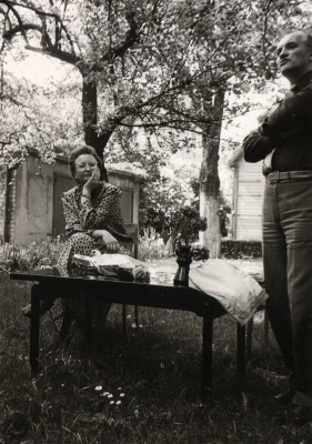 R. Vinciūnienė ir A. Dabulskis