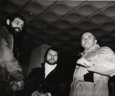 A. Snarskis, V. Beresniovas-VLABER ir A. Dabulskis