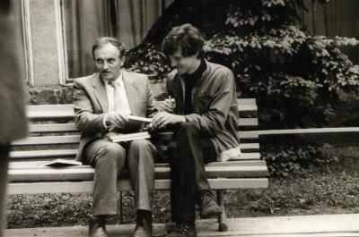 A. Dabulskis ir V. Daunys
