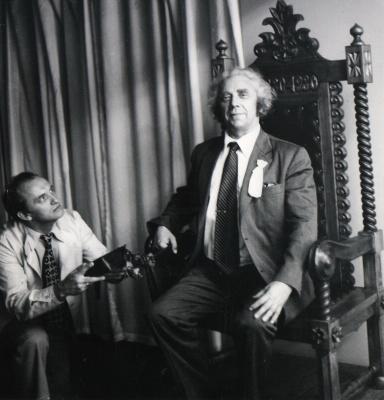 A. Dabulskis ir V. Reimeris