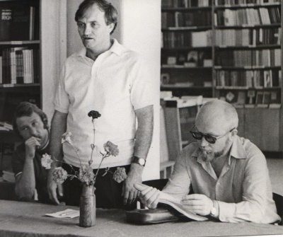 D. Kajokas, A. Dabulskis ir P. Palilionis