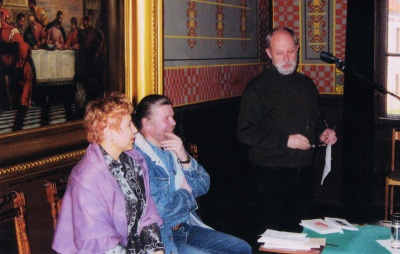 A. Ruseckaitė, E. Janušaitis ir L. Gustainis