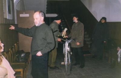L. Gustainis, V. Dragūnas, Z. Baltrušis, R. Mažukėlienė