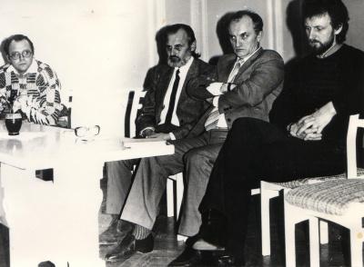 Vlado Baltuškevičiaus penkiasdešimtmetis