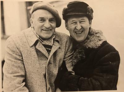 A. Dabulskis ir R. Mikutavičius