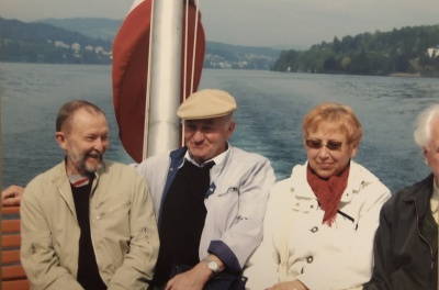 J. Gimberis, A. Dabulskis ir A. Ruseckaitė
