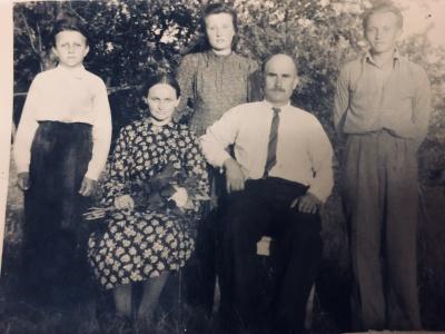 Alekso Dabulskio šeima
