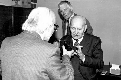P. Palilionis, V. Katilius ir R. Keturakis