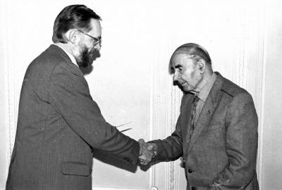J. Žlabys ir V. Martinkus