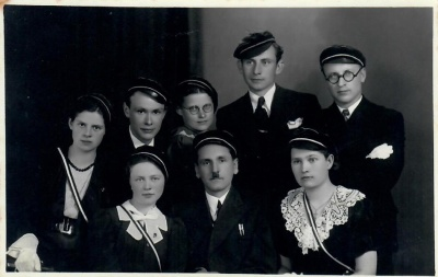 Poetas Kazys Zupka-Kecioris – VDU studentas