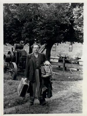 Poetas Kazys Zupka-Kecioris